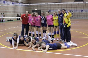 Under 18 Pallavolo futura terracina '92. anxur time