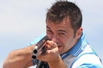 tiro a volo. Daniele Di Spigno Campione Europeo. Anxur Time