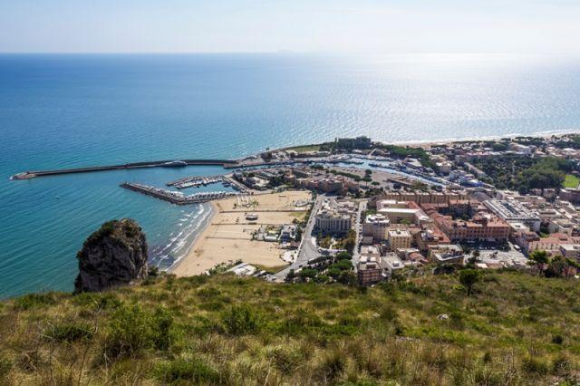panorama Terracina