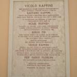 Pier Paolo Pasolini a Vicolo Rappini(Terracina). Anxur Time
