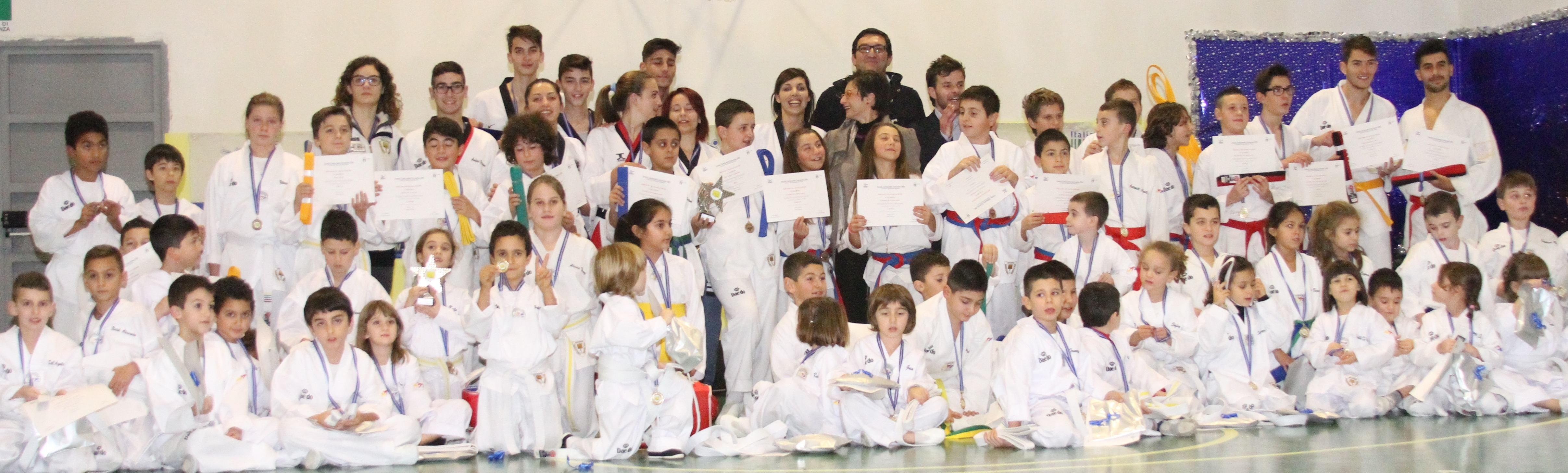 TKD Terracina 1984. anxur time
