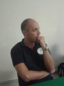 Emiliano Perotti, Presidente ASD Città di Terracina. Anxur Time