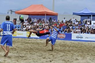 Corosiniti e Palmacci(Terracina Beach Soccer). Anxur Time