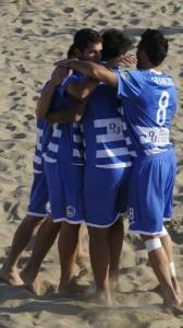 Terracina Beach Soccer. Anxur Time