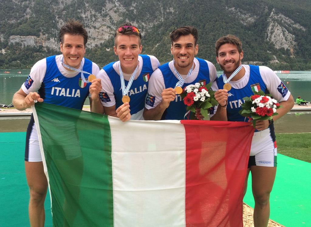 Matteo Lodo Campione del Mondo. Anxur Time