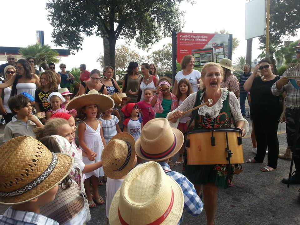 Festa Uva Moscato Terracina. Anxur Time