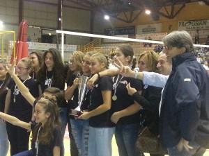 L'I.C.Milani Campione d'Italia ai Giochi Studenteschi.Anxur Time