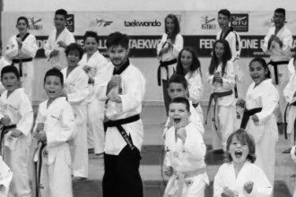 Terracina Taekwondo 1984. ANXUR TIME