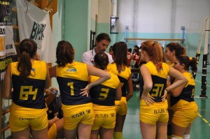 Under 13 Pallavolo Ftura Terracina '92.Anxur Time