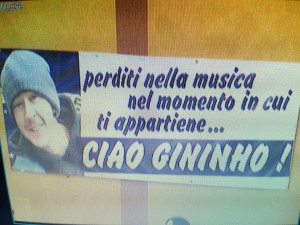 funerali di Gino Bellomo. Anxur time