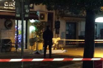 Omicidio Gino Bellomo. Presi due tunisini, Anxur time