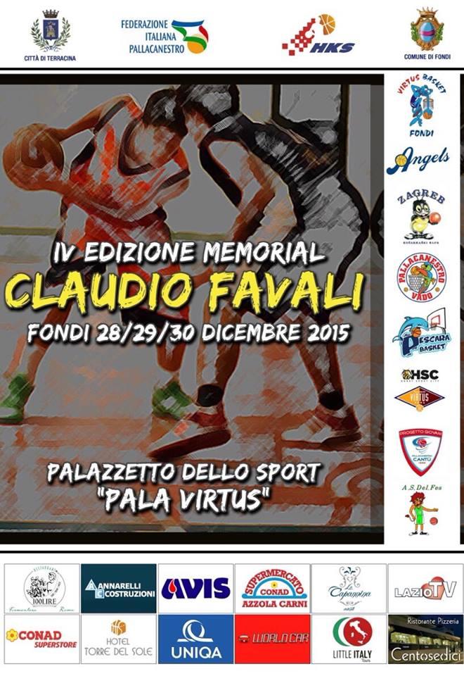 4° Memorial Claudio Favali. Anxur Time