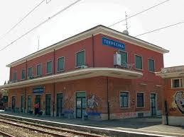 stazione ferroviaria terracina. anxur time