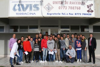 L'ITC Bianchini all'Avis di Terracina. Anxur Time