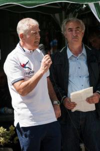 Il Vice Presidente del TBT: Domenico Villani