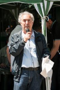 Gaetano Senesi, speaker della giornata