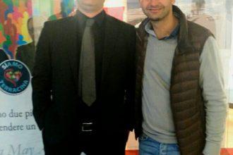 Enrico Goltara e Nicola Procaccini. anxur time