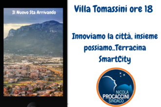 terracina smart city. anxur time