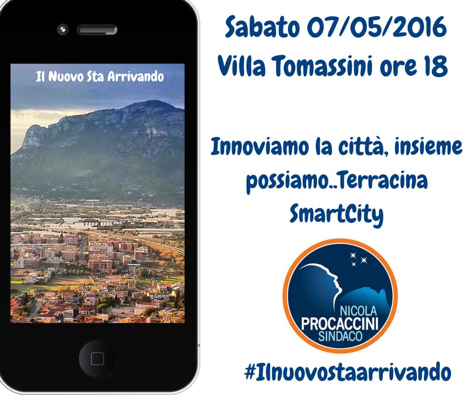terracina smart city. anxur time