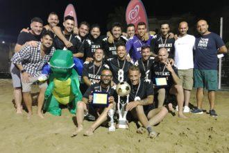 Acqiua Magnese vince il Torneo dei Quartieri. Anxur Time