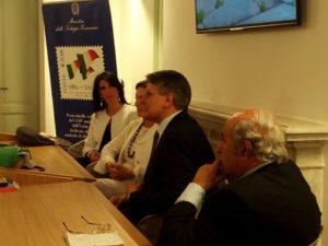 Vincenzo Recchia, Claudio Moscardelli, Erminia Ocello e Fabrizia Abbate. anxur time