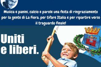 Nicola Procaccini a La Fiora. Anxur time