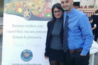Sonia Falovo e Nicola procaccini.anxur time