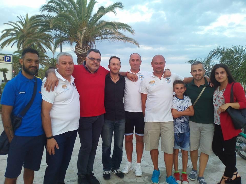 la dirigenza del Terracina Calcio. Anxur time