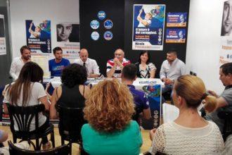 conferenza stampa nicola procaccini per ballottaggio.anxur time