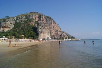 guida blu a terracina. anxur time