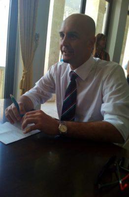 Nicola Procaccini, conferenza stampa. anxur time