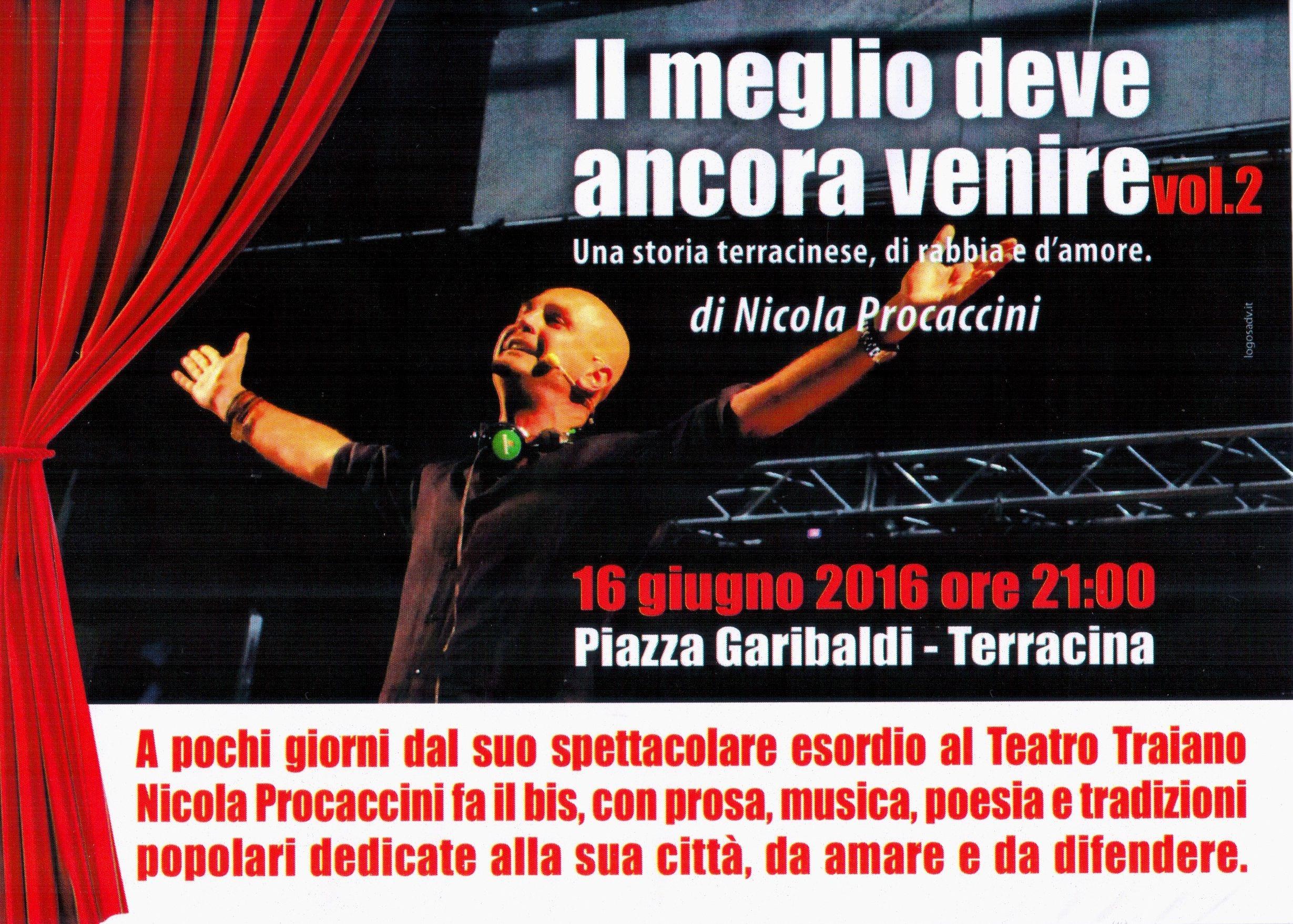teatro procaccini. anxur time