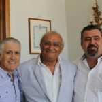 Domenico Villani, Gianfranco Sciscione, Andrea Bennato.Anxur time
