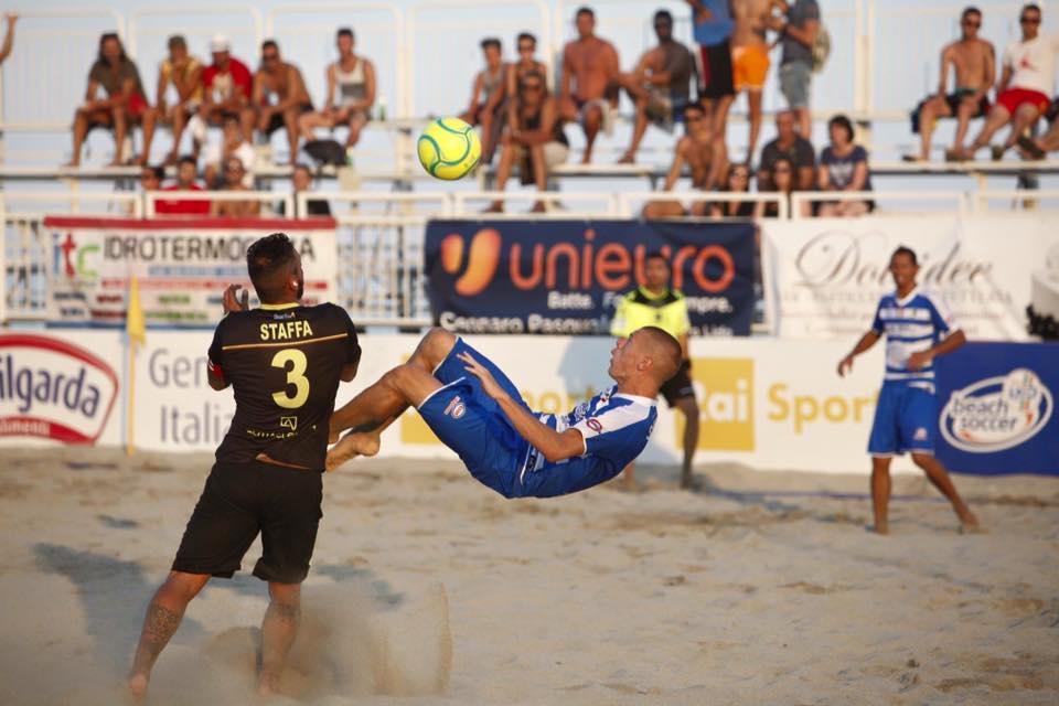 savarese terracina beach soccer. anxur time