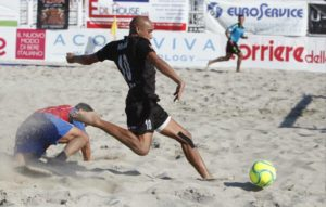 nassim terracina beach soccer. anxur time