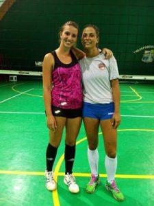 Rosalba Montini e Sara Vanno. Anxur time