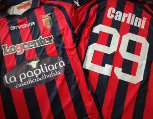 Massimiliano Carlini alla Casertana. Anxur Time