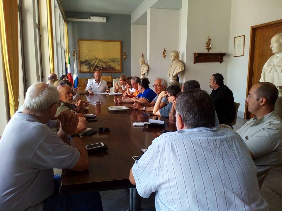 Associazioni di Terracina in aiuto alle popolazioni terremotate. Anxur Time