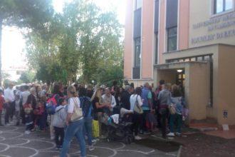 La Scuola Primaria E.Fiorini a Villa Adrover. anxur time
