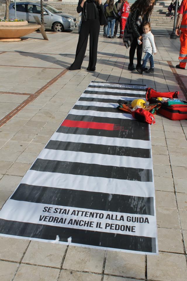 giornata mondiale ricordo vittime della strada. anxur time
