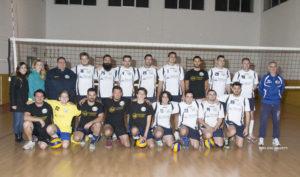 Pallavolo Futura Terracina '92.2° divisione maschile. anxur time
