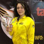 Alessia Donà(taekwondo fenice). anxur time