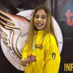 Flavia Macchione (taekwondo fenice). anxur time