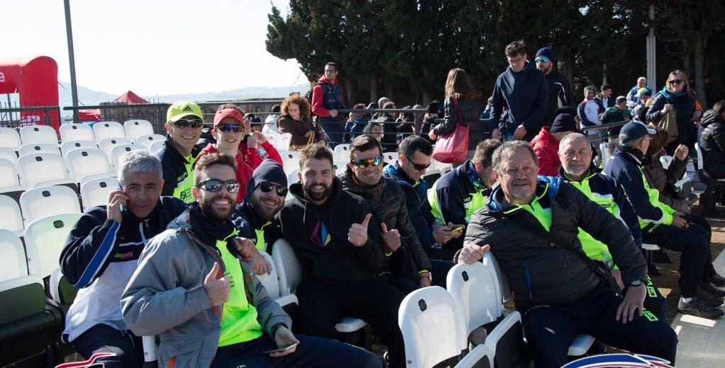 asd podistica terracina. campionati italiani asi formia gaeta. anxur time