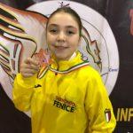 Giulia Senesi(taekwondo fenice). anxur time