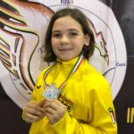 Martina De Bonis(taekwondo fenice). anxur time