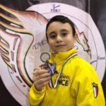Raoul Sperlonga (taekwondo Fenice). ANXUR TIME