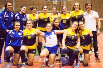 pallavolo futura terracina under 18. anxur time