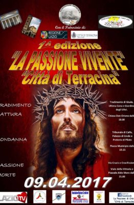 Passione Vivente. Terracina. anxur time