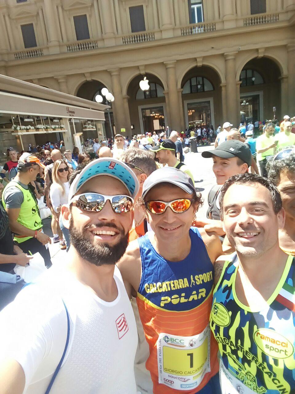 Fernando Fiore, Giorgio Calcaterra e Silviano Valenti. anxur time
